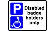Disabled Parking in Wapping (update)