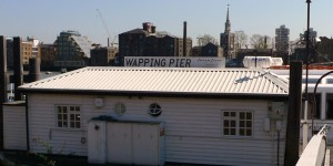 Bring the Riverboat to Wapping