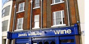 A New Wine Bar in Wapping?