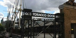 Tobacco Dock & 2010 International Tattoo Convention