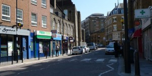 Shops & Services: What's in Wapping?