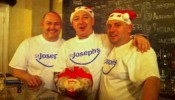 Christmas Charity Night in Wapping