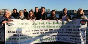 Support grows to save Wapping's King Edward Memorial Park