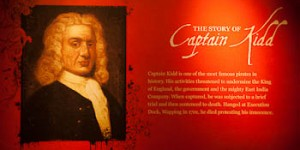 Pirates: The Captain Kidd Story at Docklands Museum