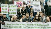 Meet Thames Water face to face on 3rd June to save KEMP