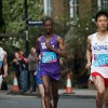 'Pacemaker' filming brought London 2012 Marathon to Wapping