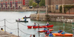 Wapping monthly events listing for July 2011