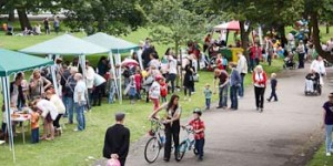 Tea, tango and pirates in the park on 10th – 11th September
