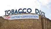 International Tattoo Convention at Tobacco Dock 23 – 25 September