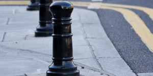 Wapping's record-breaking bollards