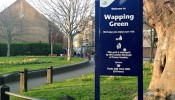 Application to protect Wapping Green as an official 'Village Green'