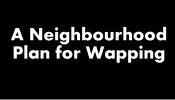 Wapping planning agenda update from the Turk's Head Charity