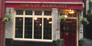 Tragical Events At The Town of Ramsgate (1846) – by Roger Fullilove