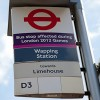 Olympic travel for Wapping – 20th July 2012