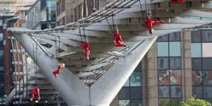 Mayor of London presents Surprises: STREB – 15 July 2012