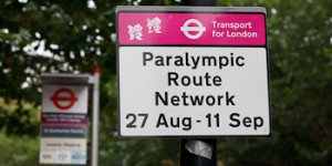 Paralympic Route Network travel for Wapping – from 24th August