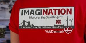 Visit Denmark in St Katharine Docks – until 12 August 2012
