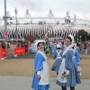 Wapping performers in the London 2012 Olympic Games