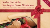 Festive fun at the London Dock site – 13th Dec 2012