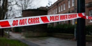 Another woman stabbed in Wapping Woods in broad daylight Police in London are hunting for a  Asian male after a woman was stabbed in Wapping Woods in broad daylight. The madman responsible clearly gets his kicks from hurting defenceless women and is a danger to women all the time he evades arrest 24/7