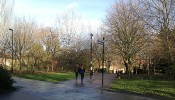 Woman robbed and stabbed in Wapping Woods on 4th December