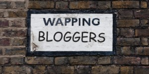 Introducing the Wapping bloggers