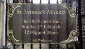 St Patrick's Day Market in Wapping – 17th March 2013