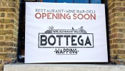 Bottega Wapping restaurant in Metropolitan Wharf opens 5th August