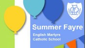 English Martyrs Primary School Fete – 6th July