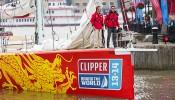 Clipper yachts arrive in St Katharine Docks & race village opens