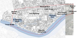 Network Wapping ignores 99% objections and reapplies as Wapping and Shadwell Neighbourhood Planning Forum
