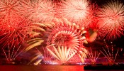 Fireworks and Happy New Year from What's in Wapping