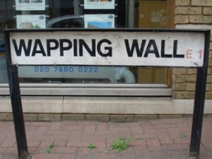 Wapping Wall