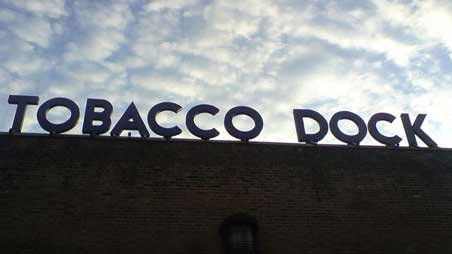 Tobacco Dock by Anna Faherty