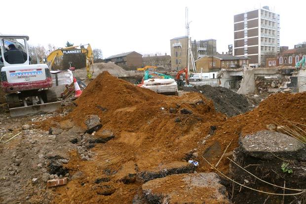 21 Wapping Lane January 2011