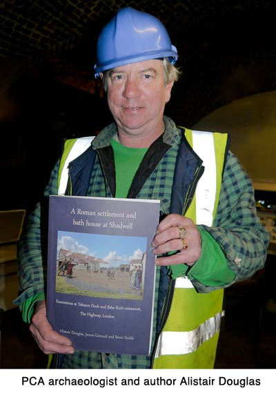 Alistair Douglas Archaeologist