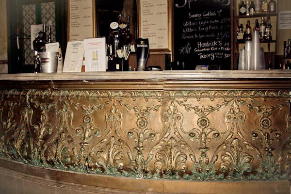 Image The Mahogany Bar at Wiltons
