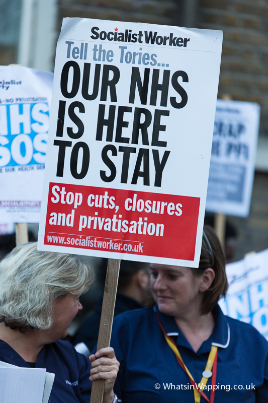 London Hospital demo